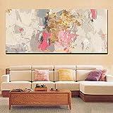 BZCBX Cuadros sobre el Lienzo Abstracto Estampados Stampe Su Tela Imprimir Estilo Nórdico Pintura a Prueba de Agua para Dormitori Decoración Regalo 60X80 cm