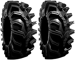 Pair of BKT Bogmax (6ply) ATV Mud Tires [32x10-14] (2)