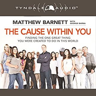 The Cause Within You audiobook cover art