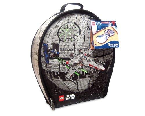LEGO A1565XX -Star Wars - Bolsa con diseño de Estrella de la Muerte