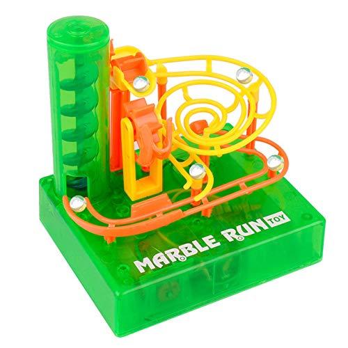 XIALIUXIA Pädagogisches Spielzeug Set/DIY Elektrische Labyrinth Ball Track, Eingesetzte Bausteine, Kinder Kinder Früherziehung Spielzeug, Kinder