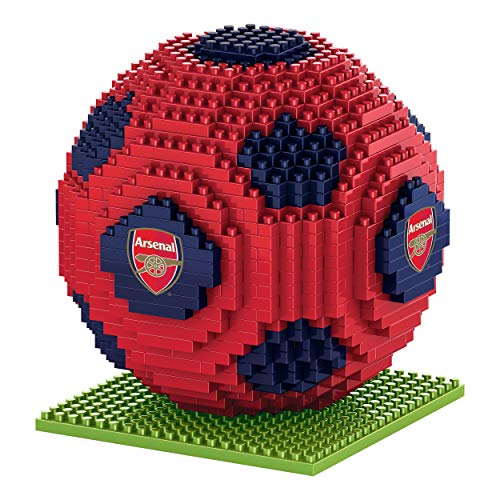 FOCO Arsenal F.C. BRXLZ Football 3D Building Set