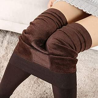 Nouveau Haut Plus Taille Marron Imprimé Léopard Pleine Longueur Extensible Long Leggings