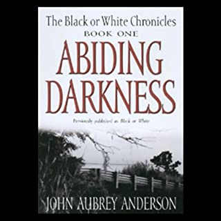 Abiding Darkness audiobook cover art