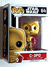 Star Wars C-3PO Bobble Head - Factory Sealed And Uncirculated - This Is For 1 Bobble Head Figure In A Window Display Box See The Photos