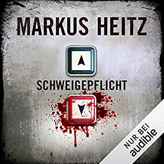 Schweigepflicht                   Autor:                                                                                                                                 Markus Heitz                               Sprecher:                                                                                                                                 Uve Teschner                      Spieldauer: 1 Std. und 25 Min.     1.711 Bewertungen     Gesamt 4,0