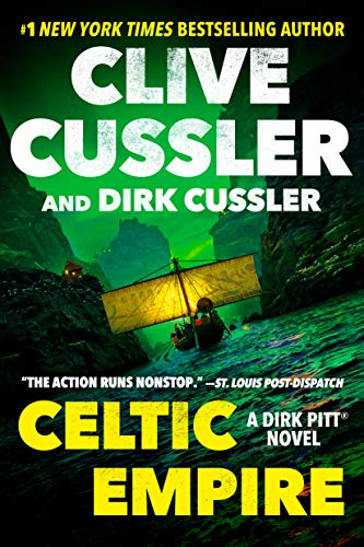 Celtic Empire (Dirk Pitt Adventure Book 25)
