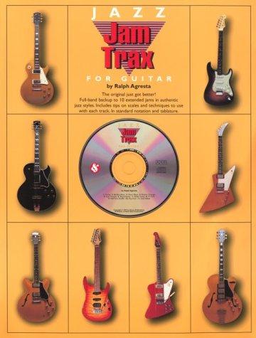 Jam Trax: Jazz For Guitar [mit CD]