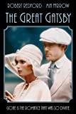 DVD cover: The Great Gatsby