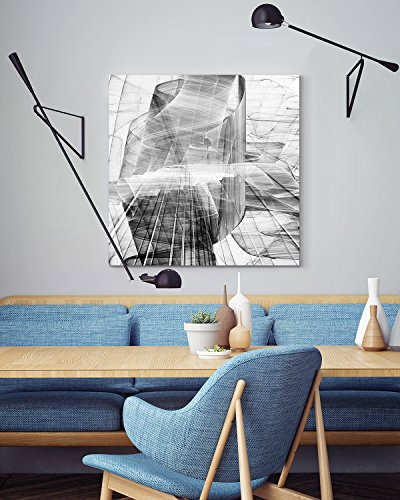 Ambre Sultan - 60x60cm Wandbild modern zeitlos und stilvoll