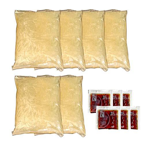 伊豆河童 ところてん 無地小袋包装 突き済みタイプ 150g×6袋 柿田名水 6人前 タレ付き 二杯酢