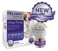The No1 clinically proven cat behaviorual product. Backed by over 25 years of science & research into pet welfare Contains a brand new pheromone complex which has been proven to calm cats better than ever. SCENTLESS and Species specific - no effect o...