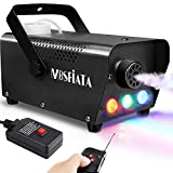 MOSFiATA Fog Machine with Controllable Lights,...