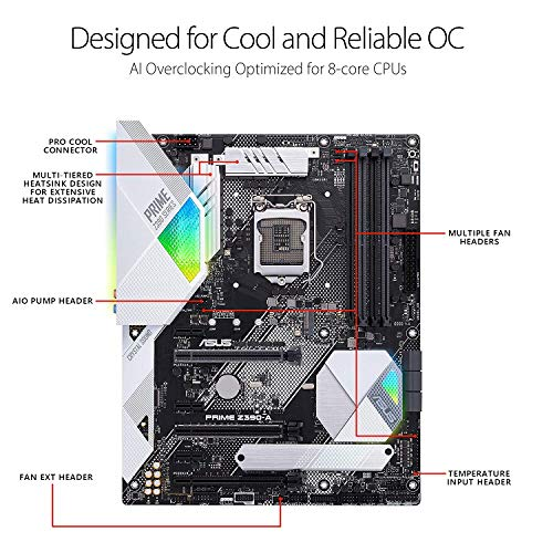 Build My PC, PC Builder, ASUS Prime Z390-A