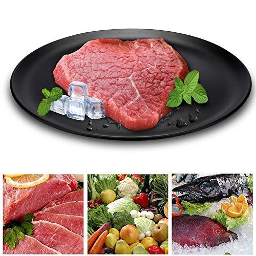 FXXJ Bandeja de Placa de descongelación, Placa de descongelación, para descongelación rápida de Alimentos congelados como Pollo, Carne, Pescado, langostinos, Tocino, el más Seguro sin Electricidad