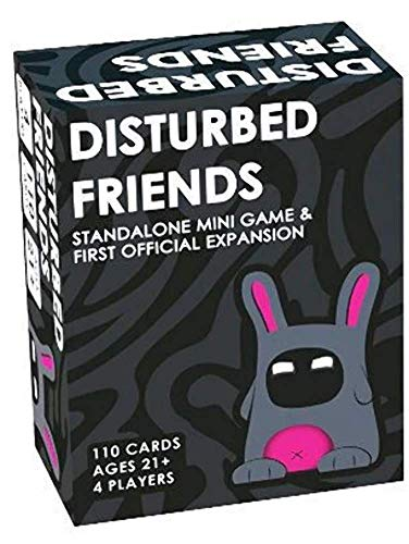 Disturbed Friends - First Expansion