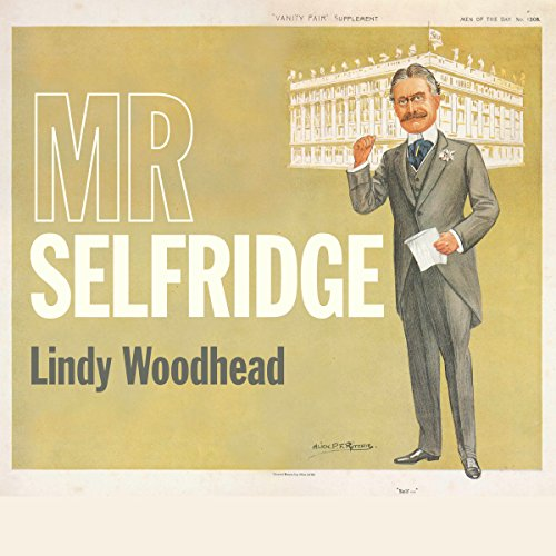 Mr Selfridge audiobook cover art