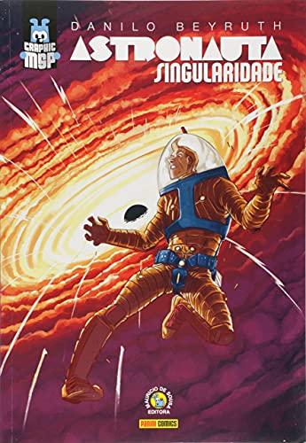 Astronauta Singularidade: Capa Cartão: 6