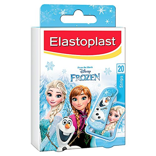 Elastoplast Disney Frozen Plasters, Pack of 20