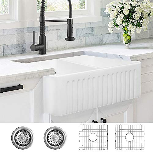 Clay or Stainless Steel Kitchen Sink