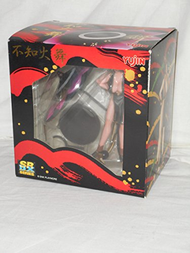 King of Fighters Mai Shiranui with Umbrella - Black [Toy] (japan import)