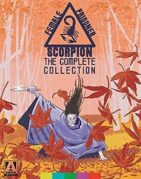 Female Prisoner Scorpion - The Complete Collection [Blu-ray]