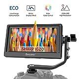 Desview-P5-カメラモニター-高解像度-4K HDMI入出力 1920X1080 一眼レフモニター 外付けモニター カメラモニター 撮影モニター 正規代理 品質保証 日本語サポート