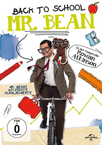 Mr. Bean - Back to School, Mr. Bean