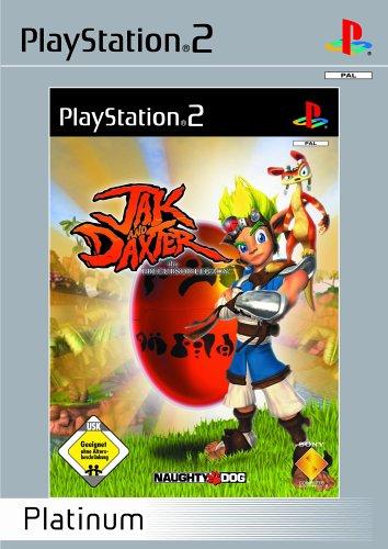 Jak and Daxter: The Precursor Legacy [Platinum]