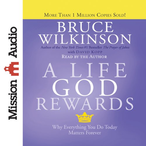 A Life God Rewards audiobook cover art