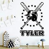 yaonuli Beauty Taylor Adhesivo de Pared Arte Autoadhesivo Decoración de la habitación de los niños 30x41cm