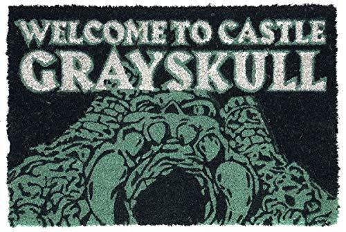 Masters of the Universe Felpudo Bienvenido a Coco Grayskull 60x40x1.5cm Coco