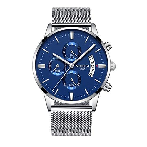 Relogio Masculino Relojes para Hombres Relojes de Pulsera de Cuarzo Militar Mejores Marcas de Moda para Hombres Relojcasual