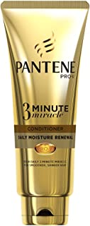 Pantene 3 Minute Miracle Daily Moisture Renewal Intensive Conditioner, 340ml
