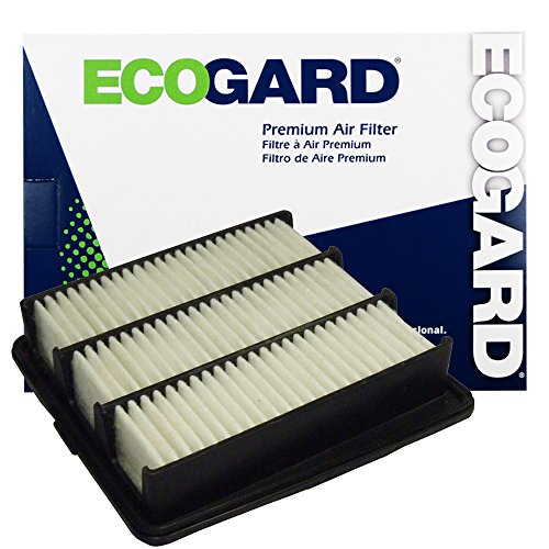 Ecogard XA5602 Premium Engine Air Filter Fits Hyundai Sonata 3.3L 2006-2010, Azera 3.8L 2006-2011, Azera 3.3L 2007-2011, Entourage 3.8L 2009-2010
