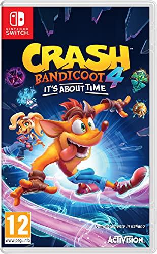 Crash Bandicoot 4 - It's about time - Nintendo Switch