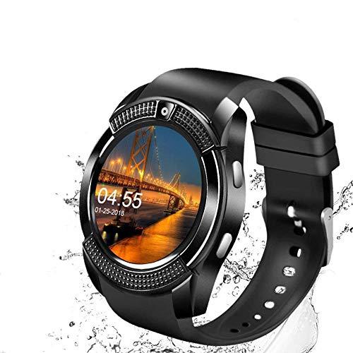 asdasd Smart Watch Bluetooth reloj inteligente con ranura para tarjeta SIM pantalla táctil deportes fitness reloj muñeca relojes inteligentes para