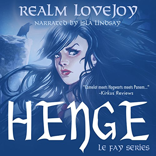 Henge audiobook cover art