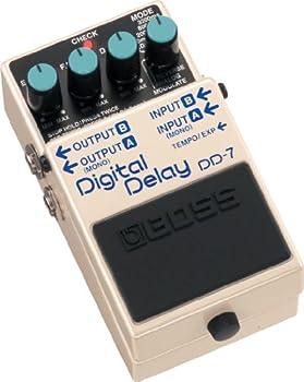 Boss DD-7 Digital Delay Pedal review
