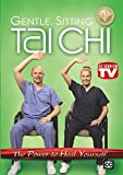 Gentle, Sitting Tai Chi DVD - Basic Healing Exercise Tai Chi Exercises To Rejuvenate, Energize and De-Stress; for Beginners, Seniors, And Those With Joint Pain, Back Pain and More