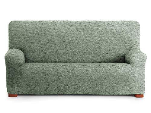 Lanovenanube Eysa - Funda sofá Candy - 3 plazas - Color Verde C04