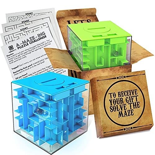 Puzzle Gift Basket Boxes
