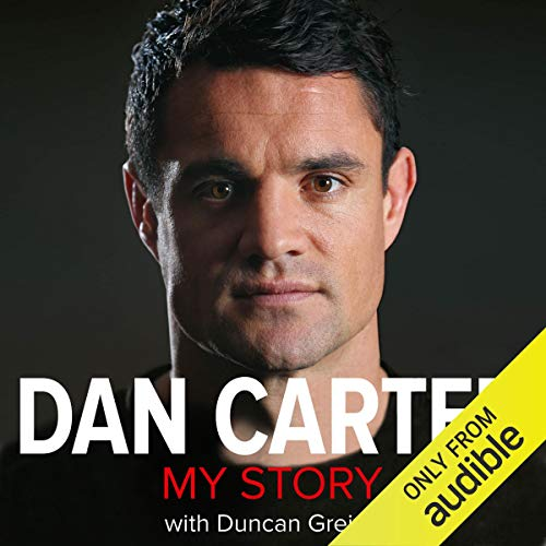 Dan Carter: My Story cover art