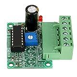0-5 V A 4-20 ma Módulo Convertidor de Voltaje a Corriente, Módulo de Conversión de Señal V/i,...
