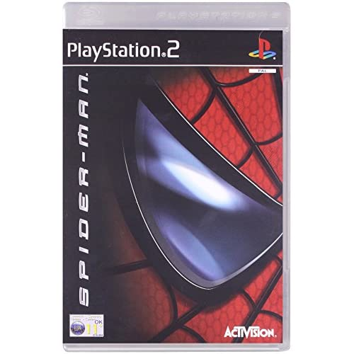 Spider-Man: The Movie (Ps2) - Very Good Condition