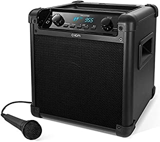ION Audio Tailgater (iPA77) | Portable Bluetooth PA Speaker with Mic, AM/FM Radio, and..