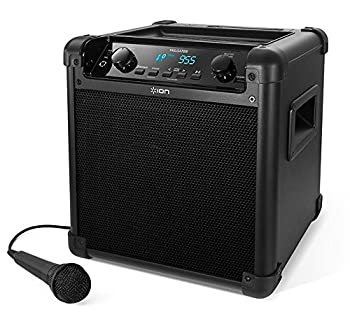 ION Audio Tailgater  iPA77    Portable Bluetooth PA Speaker with Mic AM/FM Radio and USB Charge Port