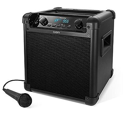 ION Audio Tailgater (iPA77) | Portable Bluetooth PA Speaker