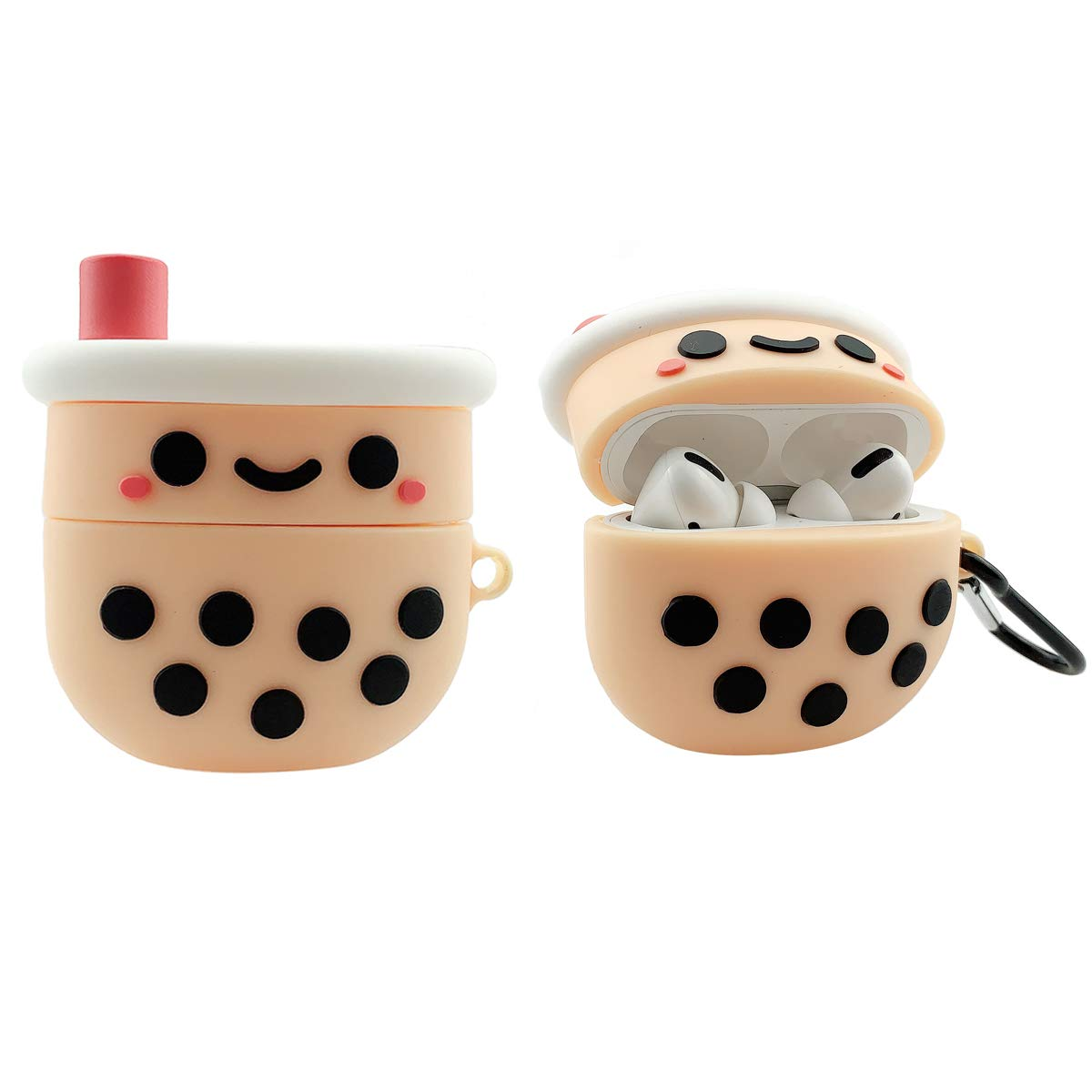 Molova Case For Airpods Pro Airpods 3 Soft Silicone 3d Cute Funny