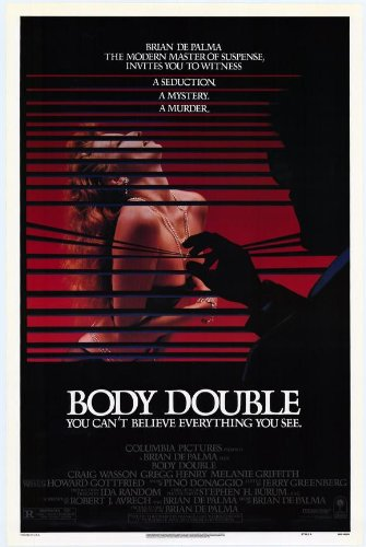 Body Double - Movie Poster - 27 x 40